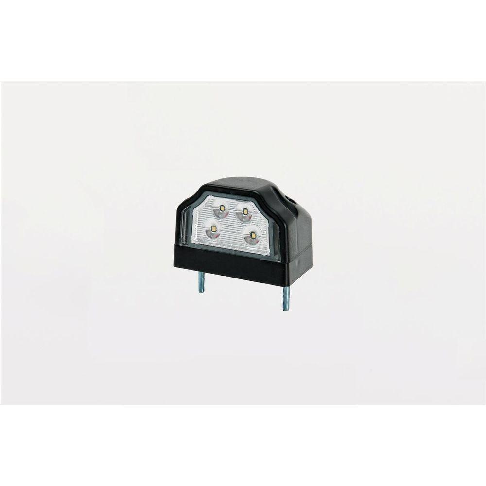 Nummerpladelygte-LED