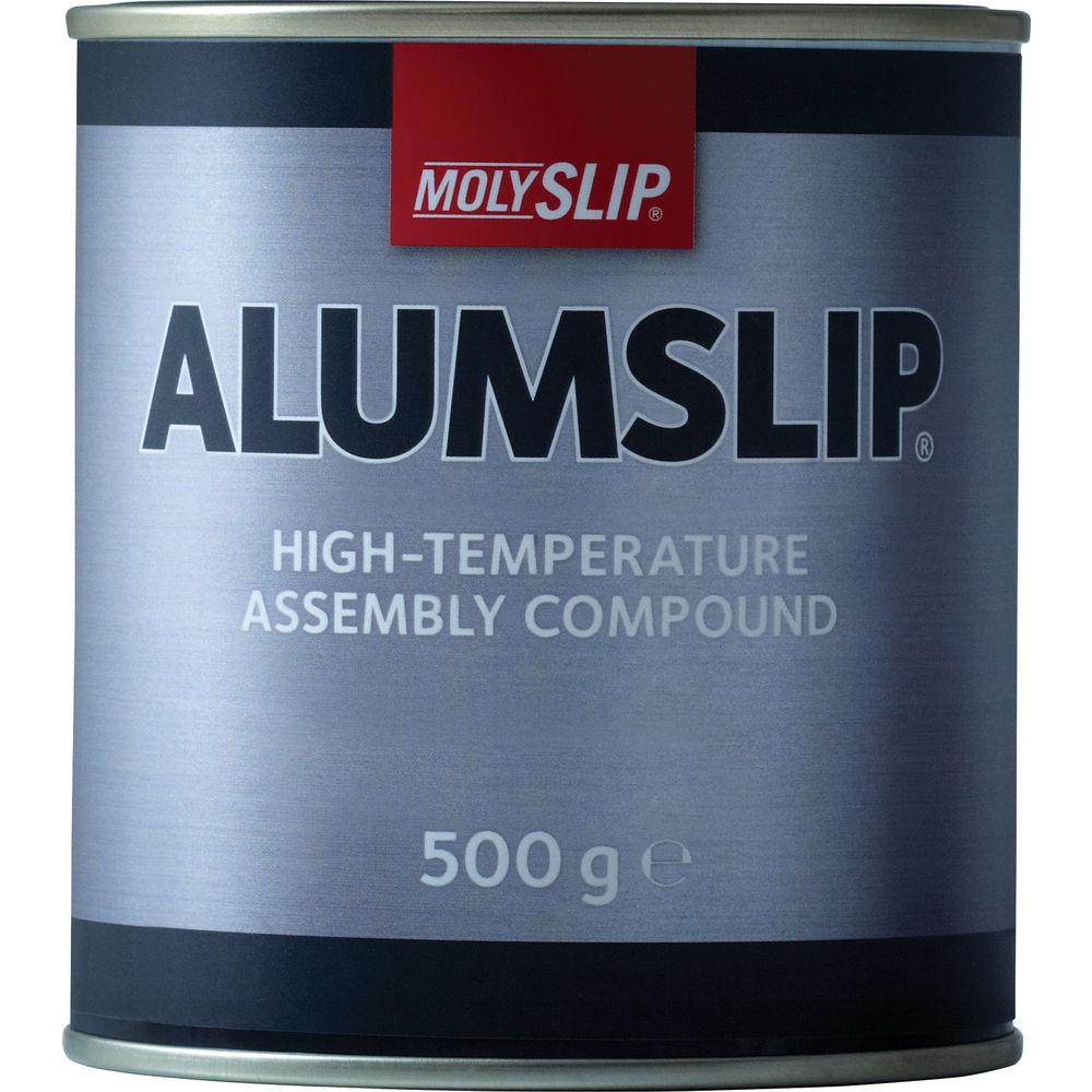 Molyslip - Kobberfedt / Aluminiumfedt