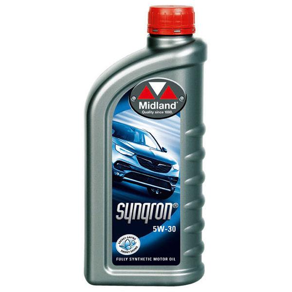 Motorolie MIDLAND   SYNQRON   SAE 5W-30