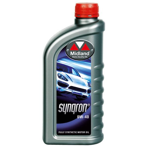 Motorolie MIDLAND   SYNQRON   SAE 0W-40