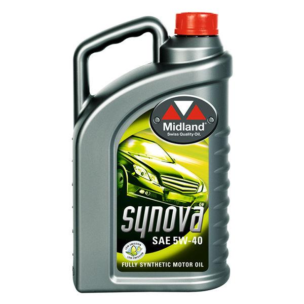 Motorolie MIDLAND   SYNOVA   SAE 5W-40