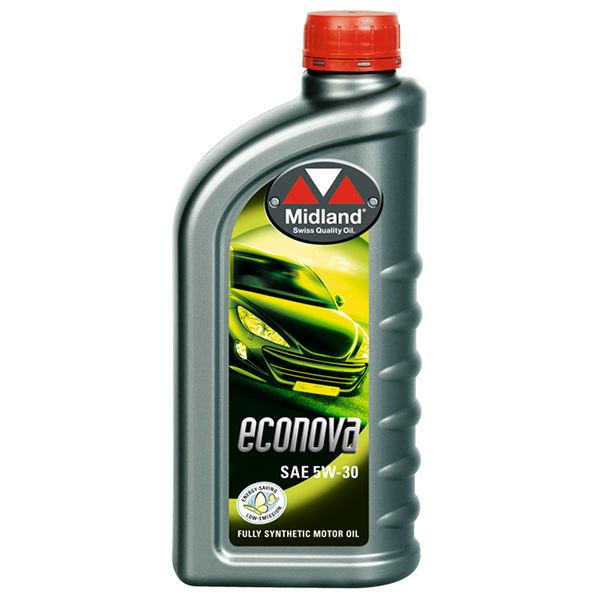 Motorolie MIDLAND   ECONOVA   SAE 5W-30