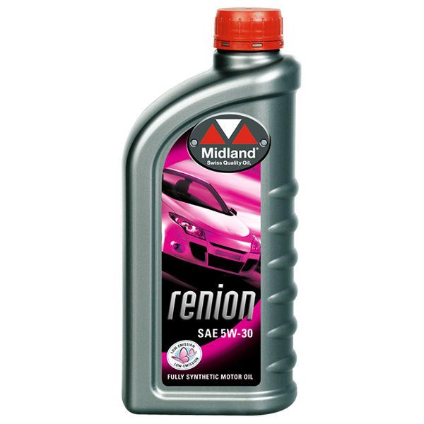 Motorolie MIDLAND   RENION   SAE 5W-30