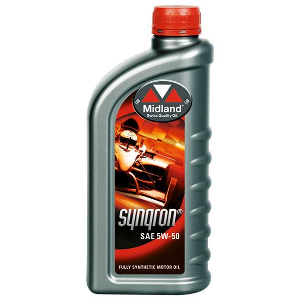 Motorolie MIDLAND   SYNQRON   SAE 5W-50
