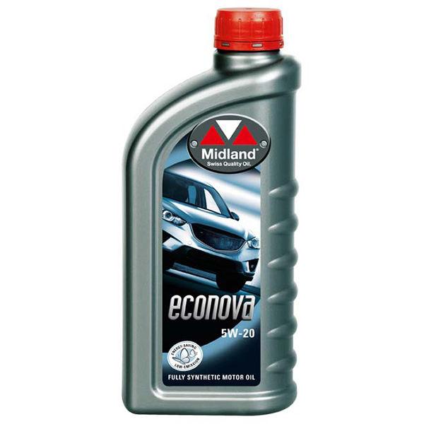 Motorolie MIDLAND   ECONOVA   SAE 5W-20
