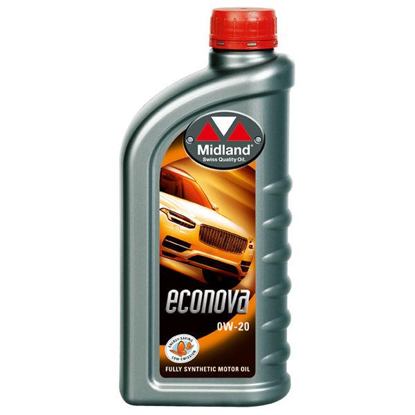 Motorolie MIDLAND   ECONOVA   SAE 0W-20